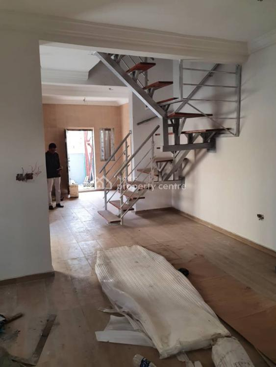 Newly Built 3 Bedroom Semi Detached Duplex Self Compound & Security House, Mende, Maryland, Lagos, Semi-detached Duplex for Sale