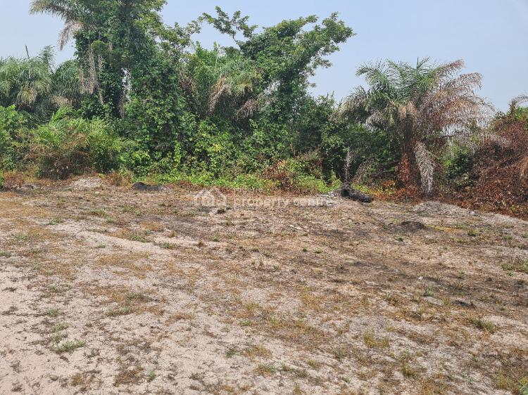 Acres of Residential Land for Massive Investment, Folu Ise Town, 5 Minutes After La Campaigne Tropicana, Folu Ise, Ibeju Lekki, Lagos, Residential Land for Sale