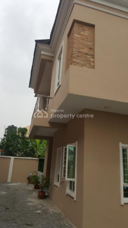 Affordable 5 Bedroom Detached Duplex with Nice Finish in a Choice Area, Sangotedo, Ajah, Lagos, Detached Duplex for Sale