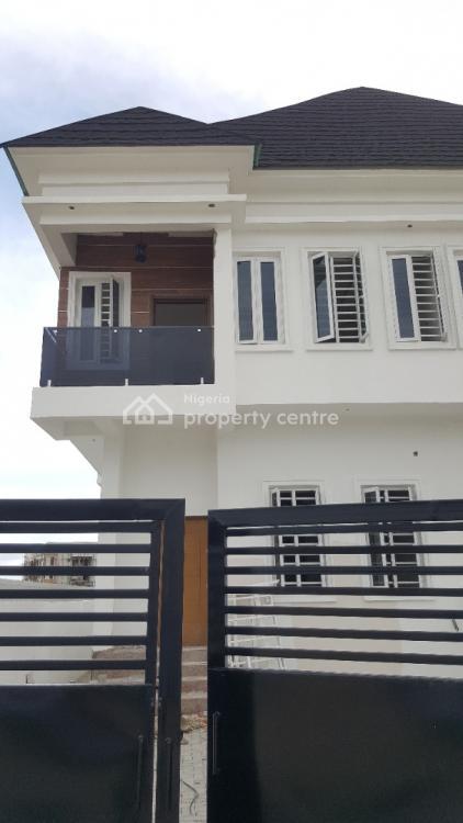 Luxury 4 Bedroom Semi Detached Duplex in a Serene Estate., Romax Homes Beside Victoria Garden City, Lekki Expressway, Lekki, Lagos, Semi-detached Duplex for Sale