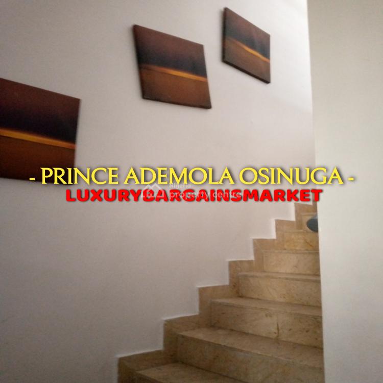 Prince Ademola Osinuga Offers! Monaco Sized & Styled 3 Bedroom House, Old Ikoyi, Ikoyi, Lagos, Semi-detached Duplex for Sale