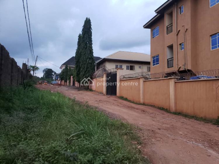 Strategic Fully Fenced Plot of Land with Cofo, Around Nondon Hotel,new Haven, Enugu, Enugu, Residential Land for Sale