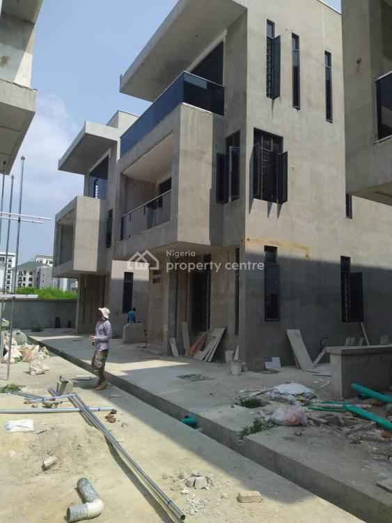 Brand New 4 Bedrooms Semi Detached House, Off Tumbull, Ikoyi, Lagos, Semi-detached Duplex for Sale