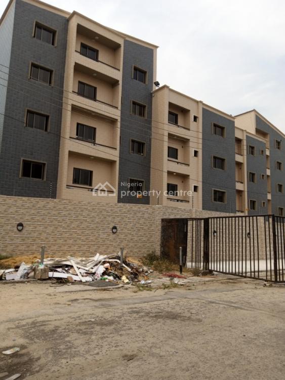 16 Units Block of Flats, 9 Units 3 Bedroom and 6 Units 2 Bedroom,, Off Ligali Ayorinde Street, Victoria Island Extension, Victoria Island (vi), Lagos, Flat for Sale