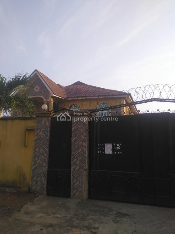 5 Bedroom Duplex, Hill Top Estate, Radio Junction, Ikorodu, Lagos, House for Sale