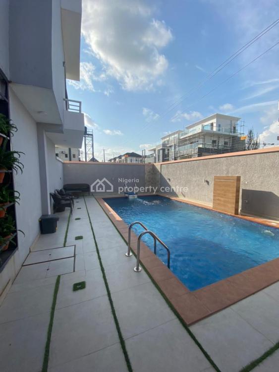 Luxury 3 Bedroom Flat, Onikoyi Estate, Ikoyi, Lagos, Flat for Rent