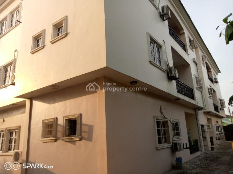 a Neatly and Massively Built 2 Bedroom Flat, Agungi, Lekki, Lagos, Flat for Rent