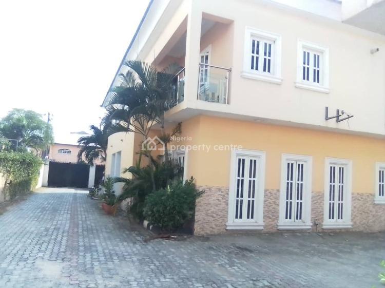 Deluxe 4 Bedroom Terraced Duplex, Off Freedom Way, Lekki Phase 1, Lekki, Lagos, Terraced Duplex for Rent