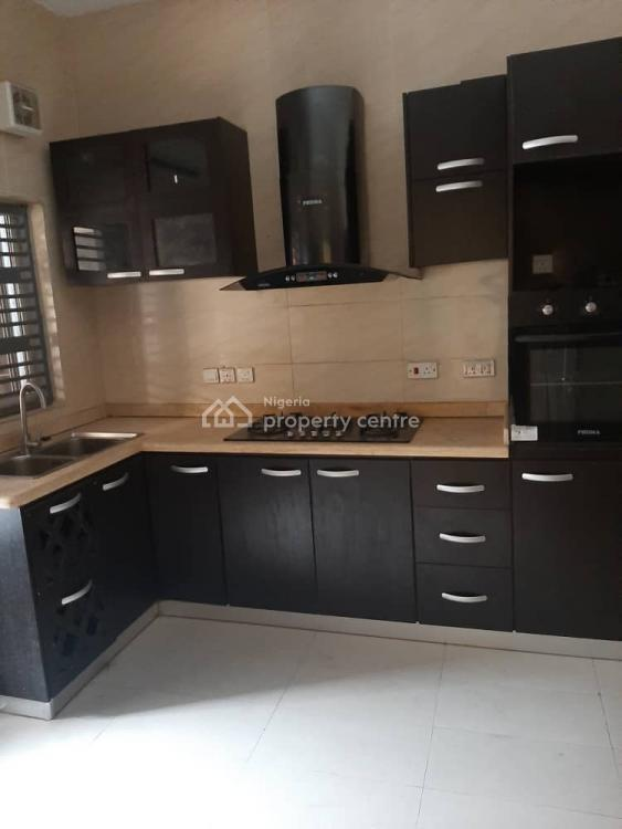 Luxury 4 Bedroom Terrace Town House in an Estate, Jakande, Lekki, Lagos, Terraced Duplex for Rent