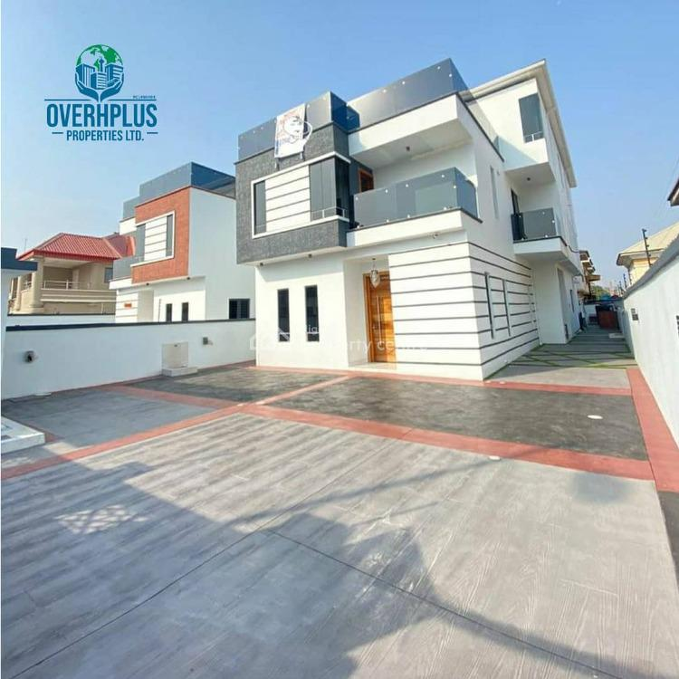 5 Bedroom Fully Detached Duplex with Swimming Pool, Providence Road , Lekki Phase 1, Lekki, Lagos, Detached Duplex for Sale