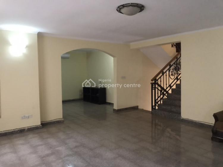 Feel The Pulse of The City Outside Your Front Door - 4 Bedroom Terrace Duplex, Off Ibb Boulevard Way, Maitama District, Abuja, Terraced Duplex for Rent