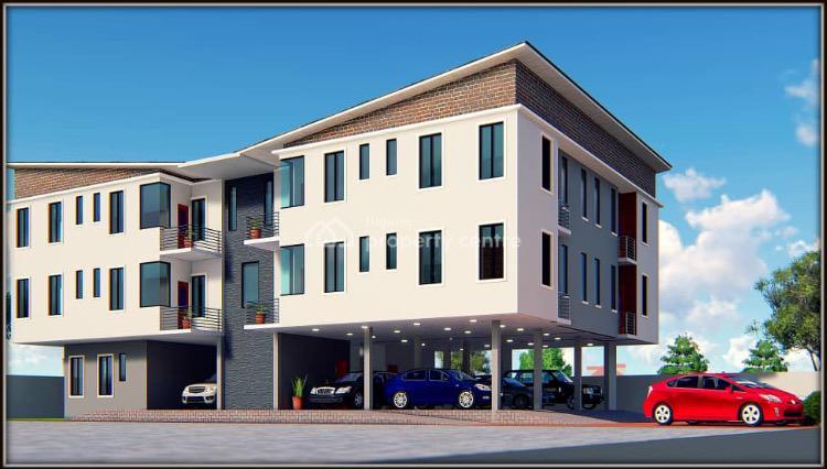2 Bedroom Flats with Rooms En-suite, Thomas Estate, Ajah, Lagos, Flat for Sale