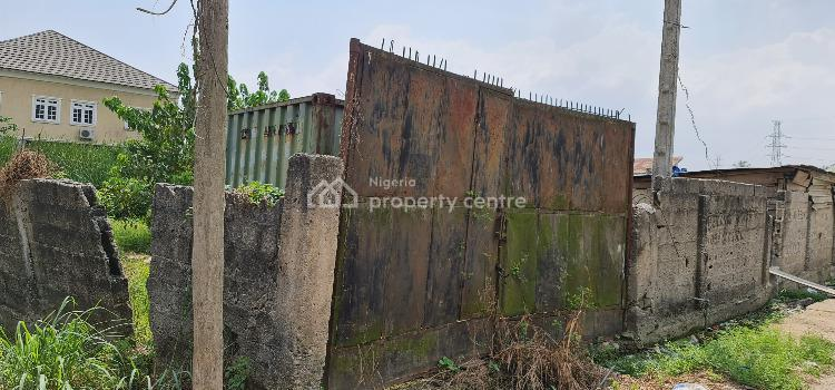 30×120 Half Plot of Land, Garden Valley, Gra, Ogudu, Lagos, Residential Land for Sale