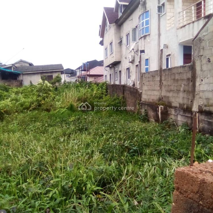 a Full Plot of Land, Mende, Maryland, Lagos, Residential Land for Sale