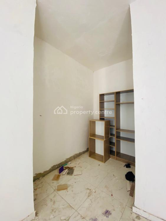 Beautiful  4 Bedroom Semi Detached Duplex with a Domestic Room, Orchid Road, Lekki Expressway, Lekki, Lagos, Semi-detached Duplex for Sale