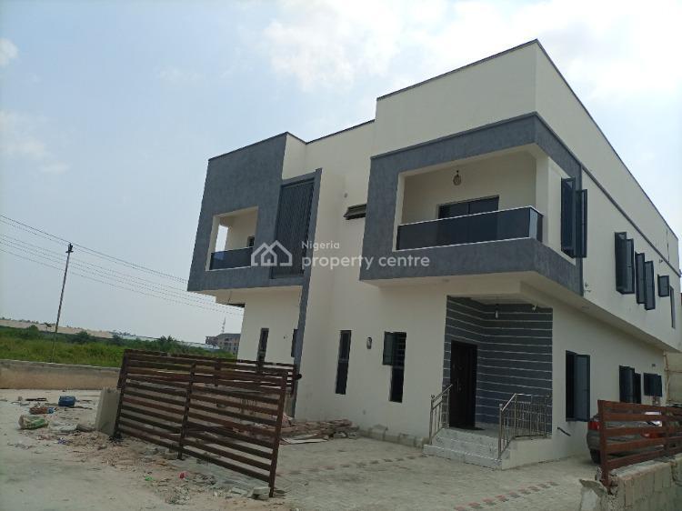 Luxury 3 Bedroom Semi-detached Duplex, Bogije, Ibeju Lekki, Lagos, Semi-detached Duplex for Sale