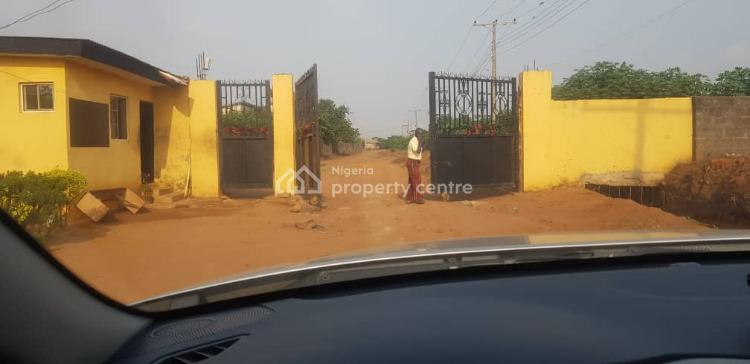 1950 Sqm Cornerpiece Land with C of O Suitable for Gas Or Hostel Biz, Odo-nla, Ikorodu, Lagos, Commercial Land for Sale