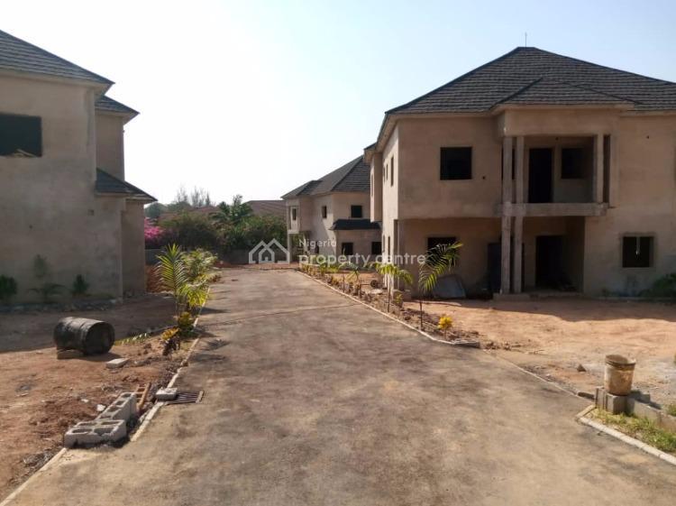 4 Units of Uncompleted  6 Bedroom Detached Duplex, Maitama District, Abuja, Detached Duplex for Sale