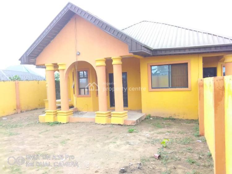 Spacious 4 Bedroom Flats, Ifesowapo Estate, Camp Davies, Ayobo, Lagos, Detached Bungalow for Sale