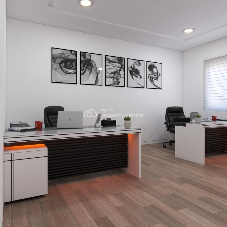 Serviced Office Space, Bekweri Nwosu Street, D-line, Port Harcourt, Rivers, Office Space for Rent