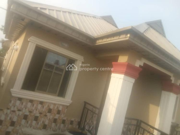 Portable New Room and Parlour Bungalow, Badore, Ajah, Lagos, Mini Flat for Rent