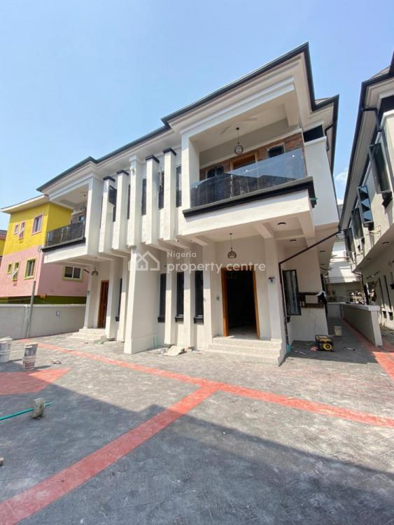 Top Notch Executive 4 Bedroom Semi Detached Duplex, 2nd Toll Gate, Lekki, Lagos, Semi-detached Duplex for Sale