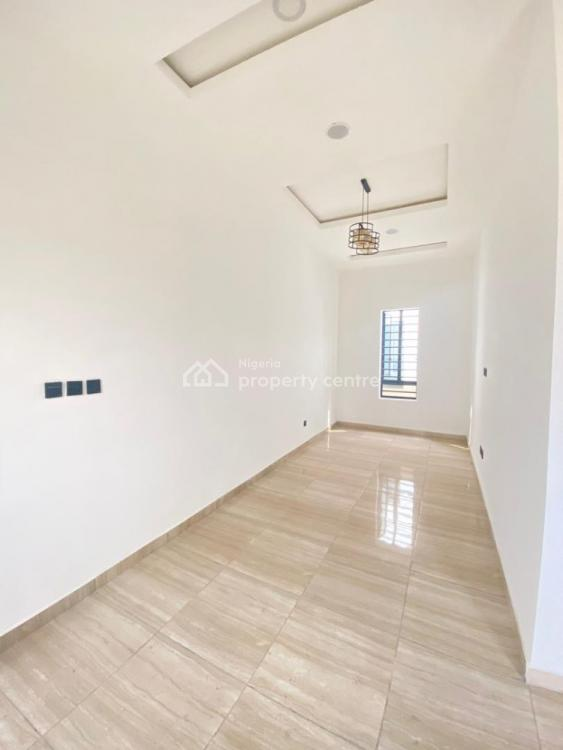 Contemporary Newly Built 5 Bedroom Fully Detached Duplex with Bq, Osapa, Lekki, Lagos, Detached Duplex for Sale