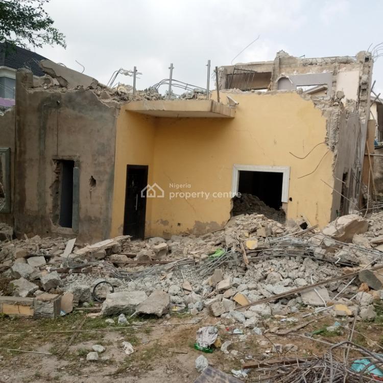 Land Measuring Half Plot of Land, Gbagada-millenium Estate, Gbagada, Lagos, Residential Land for Sale