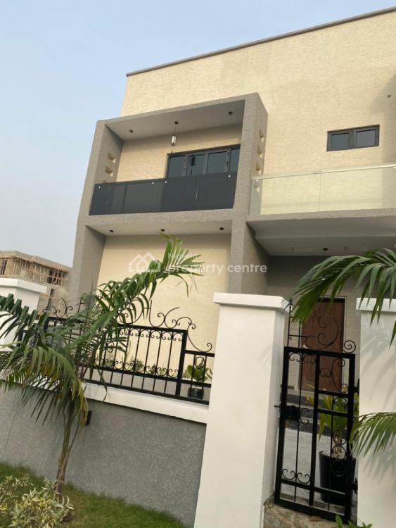 4 Bedroom Luxury Fully Detached Duplex with a Bq, Lekki Phase 2, Lekki, Lagos, Detached Duplex for Sale