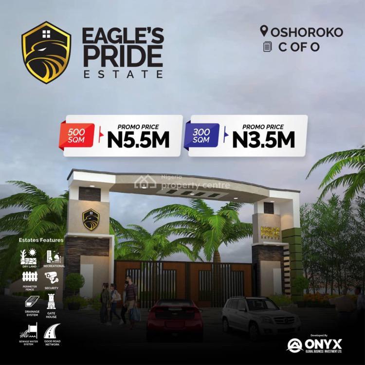 Eagles Pride Estate, Lekki Free Trade Zone, Lekki, Lagos, Mixed-use Land for Sale