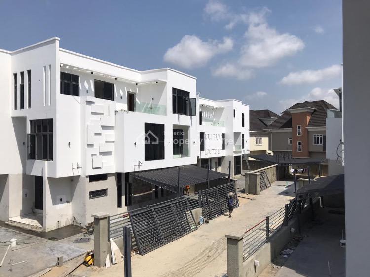 6 Nos of 5 Bedroom Luxury Detached House, Osapa Lekki, Osapa, Lekki, Lagos, Detached Duplex for Sale