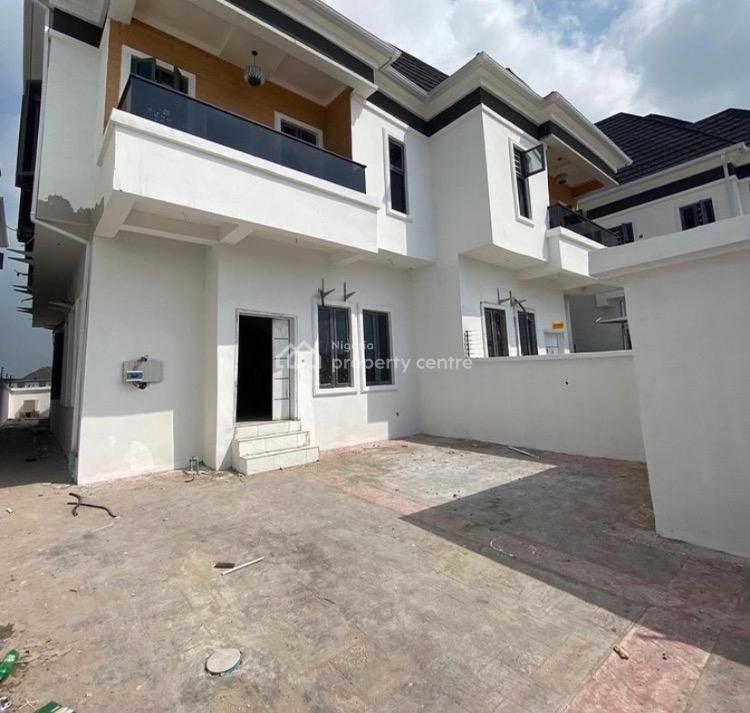 4 Bedroom Semi Detached Duplex, Chevron 2nd Toll Gate, Lekki, Lagos, Flat for Rent