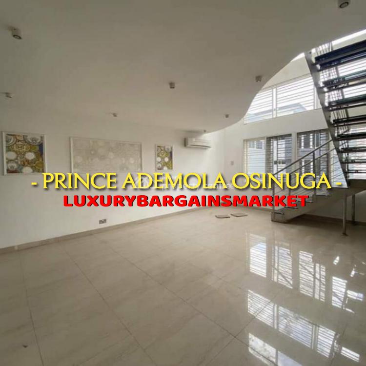Prince Ademola Osinuga Deals! 5 Bedroom Semi Detached House, Ikoyi, Lagos, Semi-detached Duplex for Rent