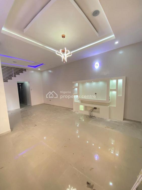 4 Bedroom Semi-detached Duplex with Bq, Ologolo, Jakande, Lekki, Lagos, Semi-detached Duplex for Sale
