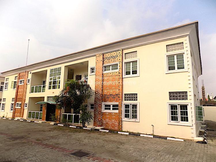 Clean16 Units of 3 Bedroom Flat + Bq,swimming Pool for Cooprate Client, Lekki Phase 1, Lekki Phase 1, Lekki, Lagos, Flat for Rent
