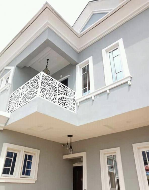Luxury 5 Bedroom Semi Detached Duplex, London, Osapa, Lekki, Lagos, Semi-detached Duplex for Sale