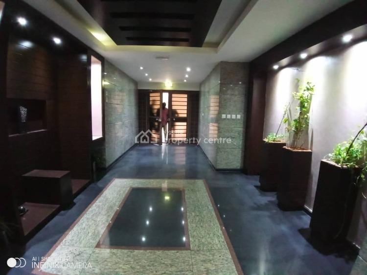 3 Bedroomflat with a Room Bq, Packview Estate, Parkview, Ikoyi, Lagos, Flat for Sale