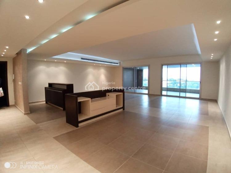 3 Bedroom Flat, Parkview Estate, Parkview, Ikoyi, Lagos, Flat for Rent