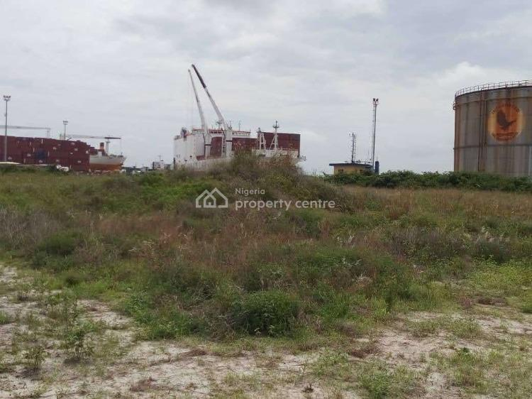 5 Acres of Water-front Land, Coconut Area, Apapa-oshodi Expressway, Tin Can, Apapa, Lagos, Commercial Land for Sale