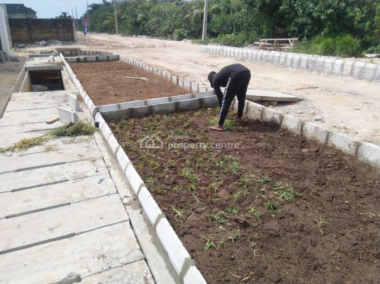 Service Plot of Land in a Secured Estate, Abijo, Lekki, Lagos, Residential Land for Sale