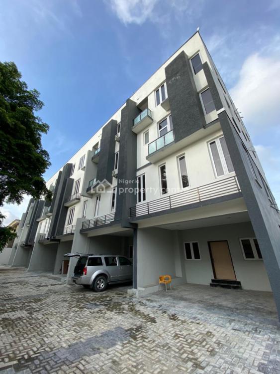 4 Bedroom Terrace Duplex, Oniru Private Estate, Victoria Island (vi), Lagos, Terraced Duplex for Sale