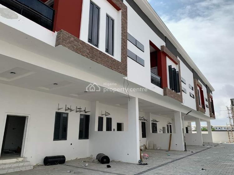 Luxury 4 Bedroom Terrace Duplex, Chevron Toll Gate, Lekki, Lagos, Terraced Duplex for Sale