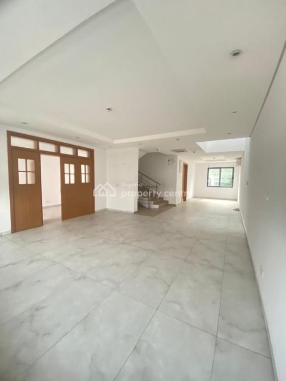 Luxury and Fully Serviced 4 Bedroom Terrace with a Room Bq, Old Ikoyi, Ikoyi, Lagos, Terraced Duplex for Rent