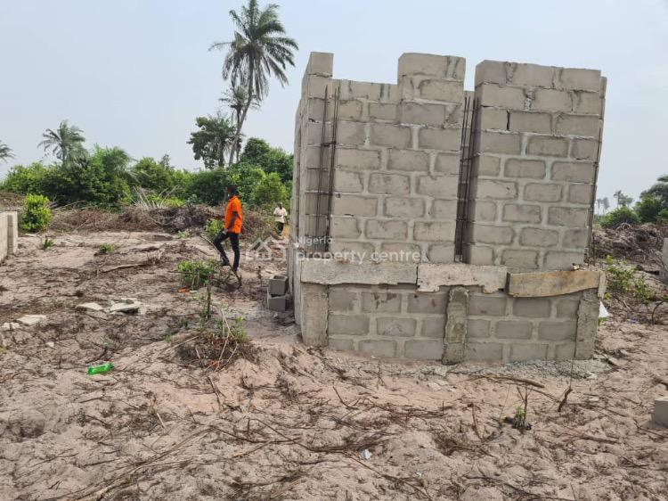 Mouthwatering Land Offer, 100% Dry Land in a Well Developed Area., 2 Minutes After La Campaigne Tropicana Beach Resorts Centre, Folu Ise, Ibeju Lekki, Lagos, Land for Sale