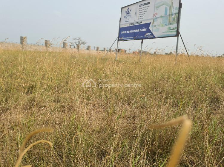 Full Dry Serviced Estate Residential Land, 5 Minutes From La Campaigne Tropicana, Folu Ise Town, Ibeju Lekki, Lagos, Residential Land for Sale