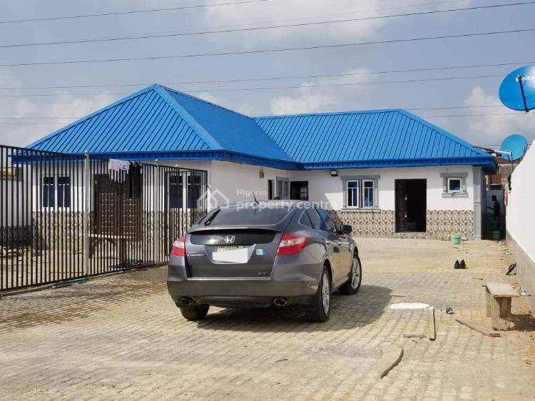 Relatively New Bungalow Office Spaces, Babs Animashaun, Surulere, Lagos, Office Space for Sale