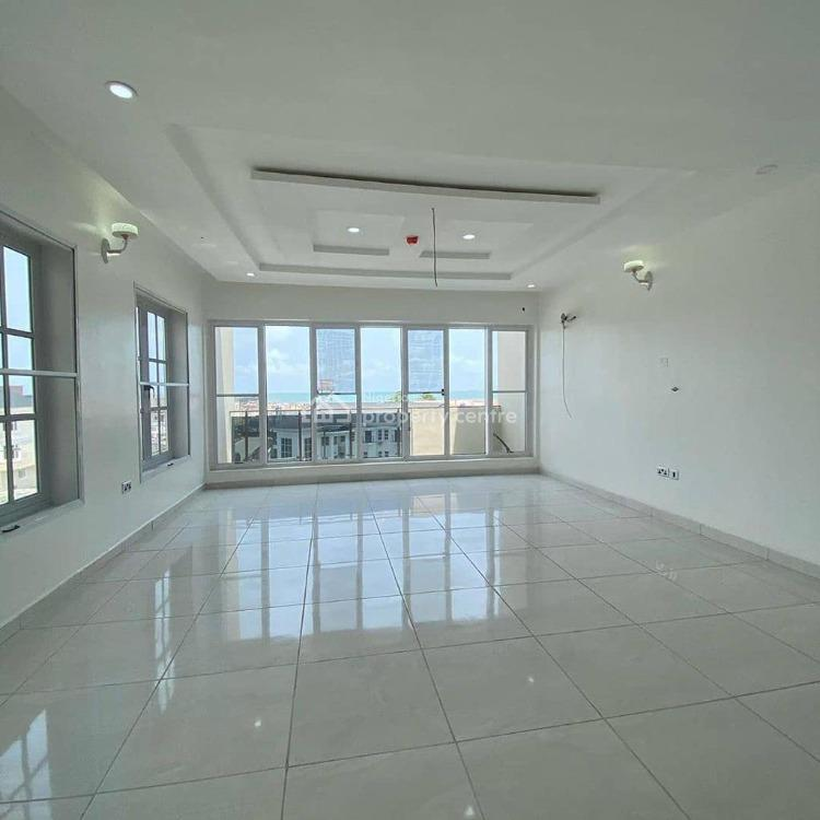 Luxury 4 Bedroom Penthouse, Lekki Phase 1, Lekki, Lagos, Flat for Sale