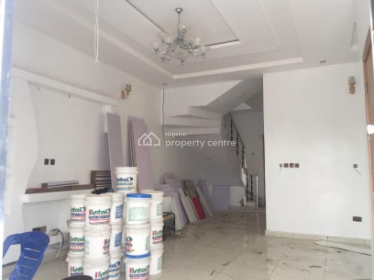 Brand New 4 Bedroom Semi Detached Duplex with Bq, Oral Estate, Just After 2nd Toll Gate, Ikota, Lekki, Lagos, Semi-detached Duplex for Sale