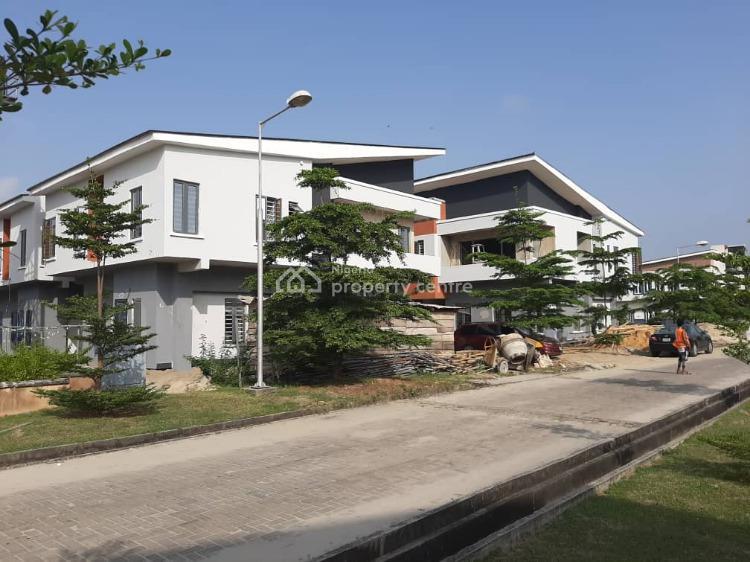 7 Units  of 4 Bedroom Terrace Duplex, Orchid Road  in Buena Vista  Estate By Lekki Second Toll Gate, Lekki, Lagos, Terraced Duplex for Sale