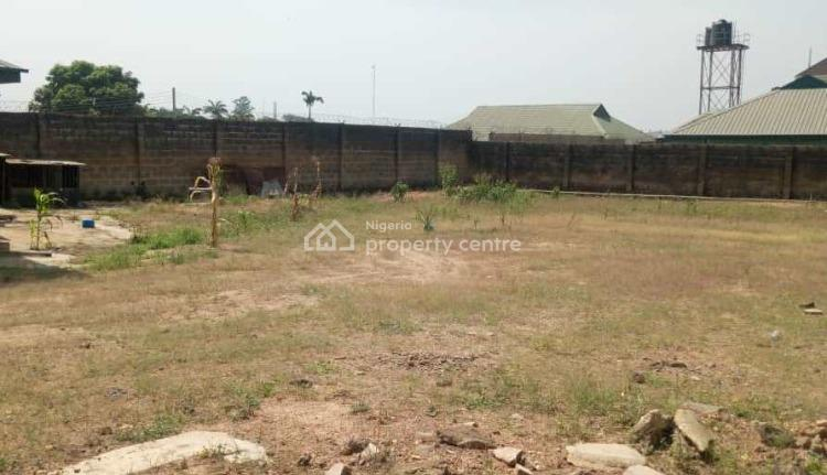 1,200sm Land with a 3 Bedroom Bungalow, Aerodrome Gra, Ibadan, Oyo, Residential Land for Sale